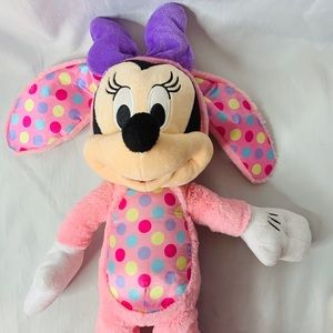 Easter Disney Minnie Mouse